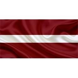 Latvian Republic flag