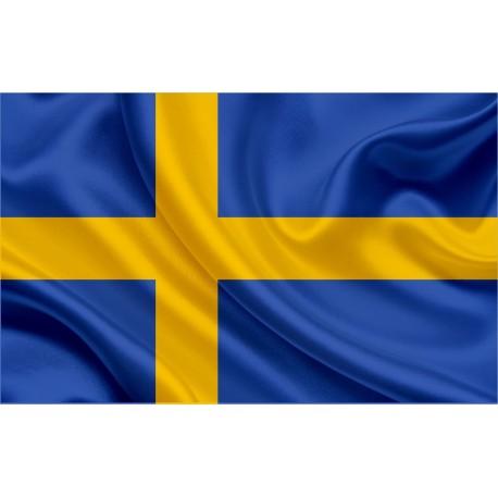 Zviedrijas karogs