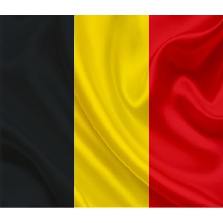 Beļģijas karogs