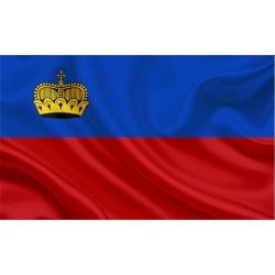 Lihtenšteinas karogs