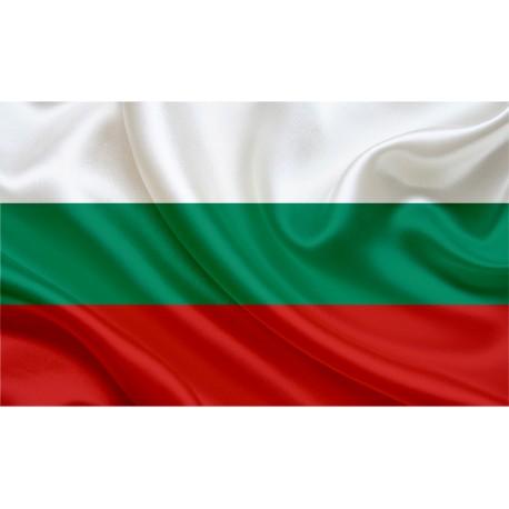 Bulgārijas karogs