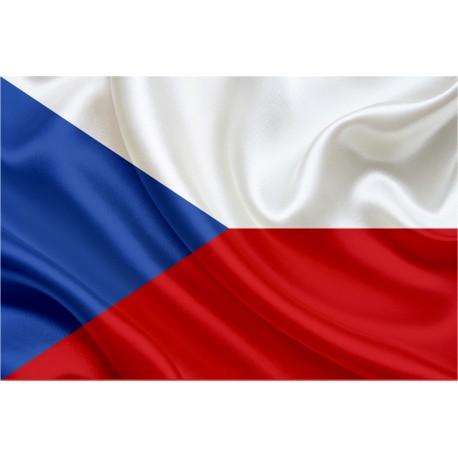 Čehijas karogs