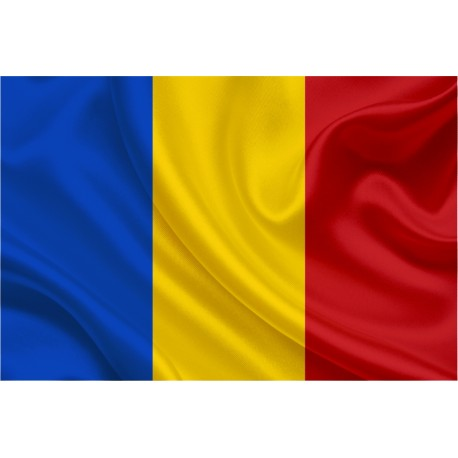 Rumānijas karogs