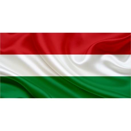 Ungārijas karogs