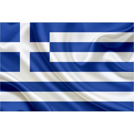 Grieķijas karogs