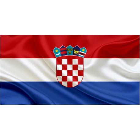 Horvātijas karogs