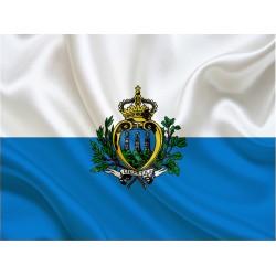 Sanmarīno karogs