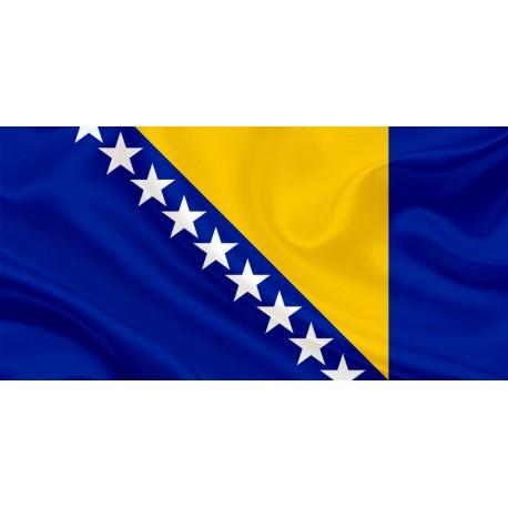 Bosnijas un Hercegovinas karogs