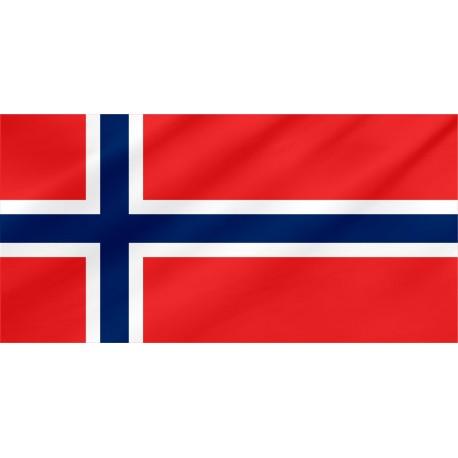Norvēģijas galda karodziņš