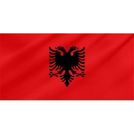 Albijas galda karodziņš