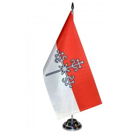 Suitu galda karodziņš