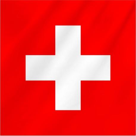 Šveices galda karodziņš