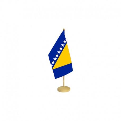 Bosnijas un Hercegovinas galda karodziņš