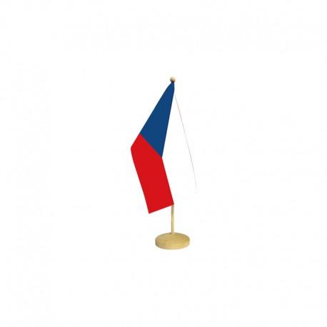 Čehijas galda karodziņš