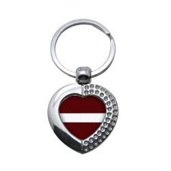 Atslēgu piekariņš Latvija LV22AP