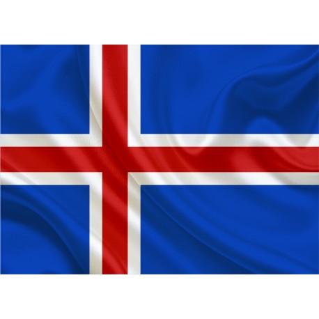 Islandes karogs