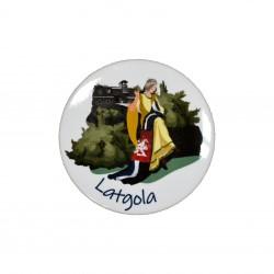 Magnēts / pudeļu attaisāmais Latgale LG21MG