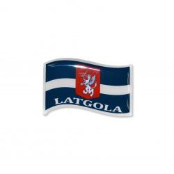 3D magnēts Latgale LG22MG