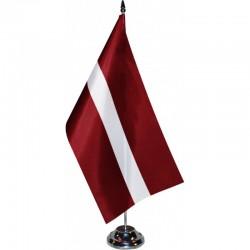 Latvijas galda karodziņš LV2G