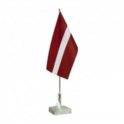 Latvijas galda karodziņš LV3G